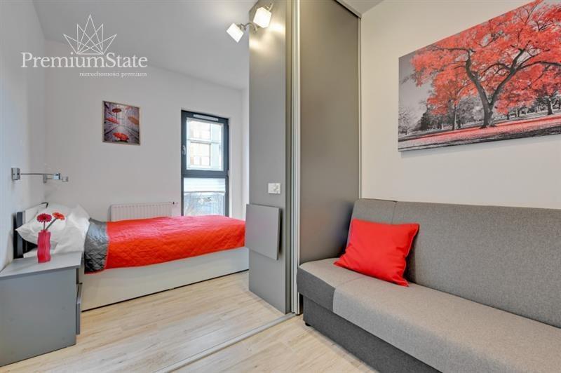 Mieszkanie dwupokojowe na sprzedaż Gdańsk, Śródmieście, Aura III, TORUŃSKA  37m2 Foto 11
