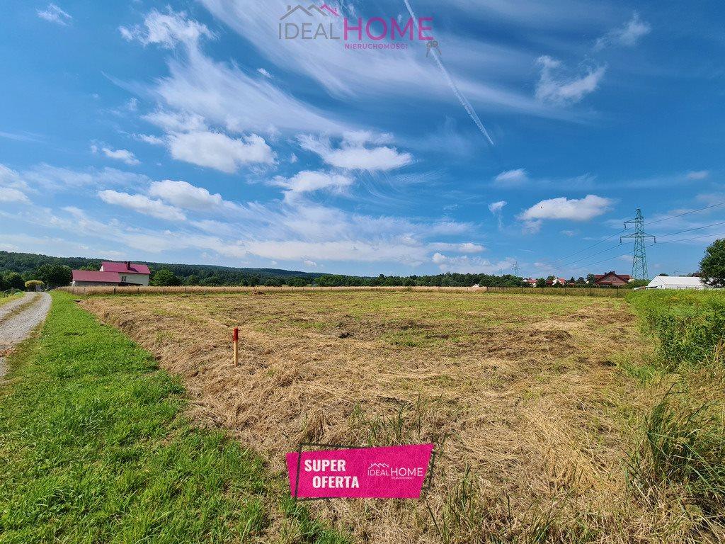 Działka rolna na sprzedaż Hermanowa  5100m2 Foto 1