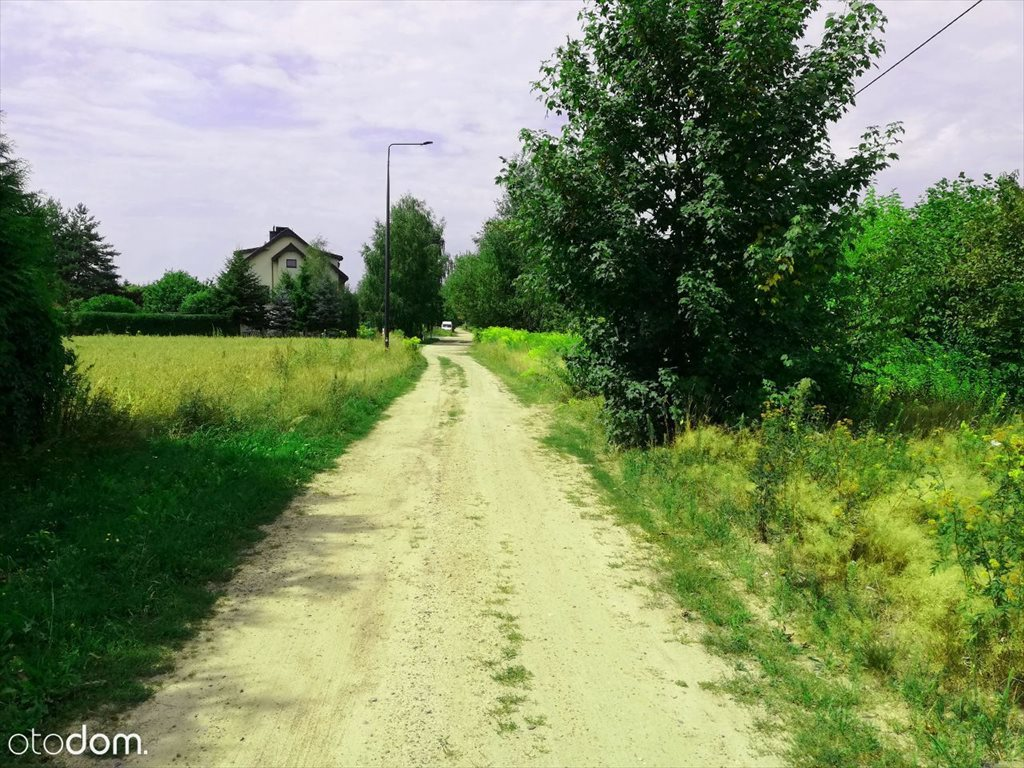 Działka budowlana na sprzedaż Łódź, Bałuty, Marysin, Herbowa  1741m2 Foto 2