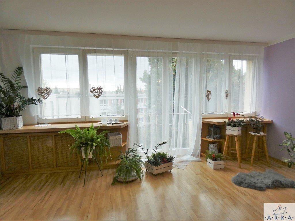 Mieszkanie trzypokojowe na sprzedaż Szczecin, Niebuszewo  60m2 Foto 6