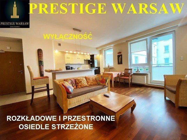 Mieszkanie dwupokojowe na wynajem Warszawa, Mokotów, Rajska  56m2 Foto 2