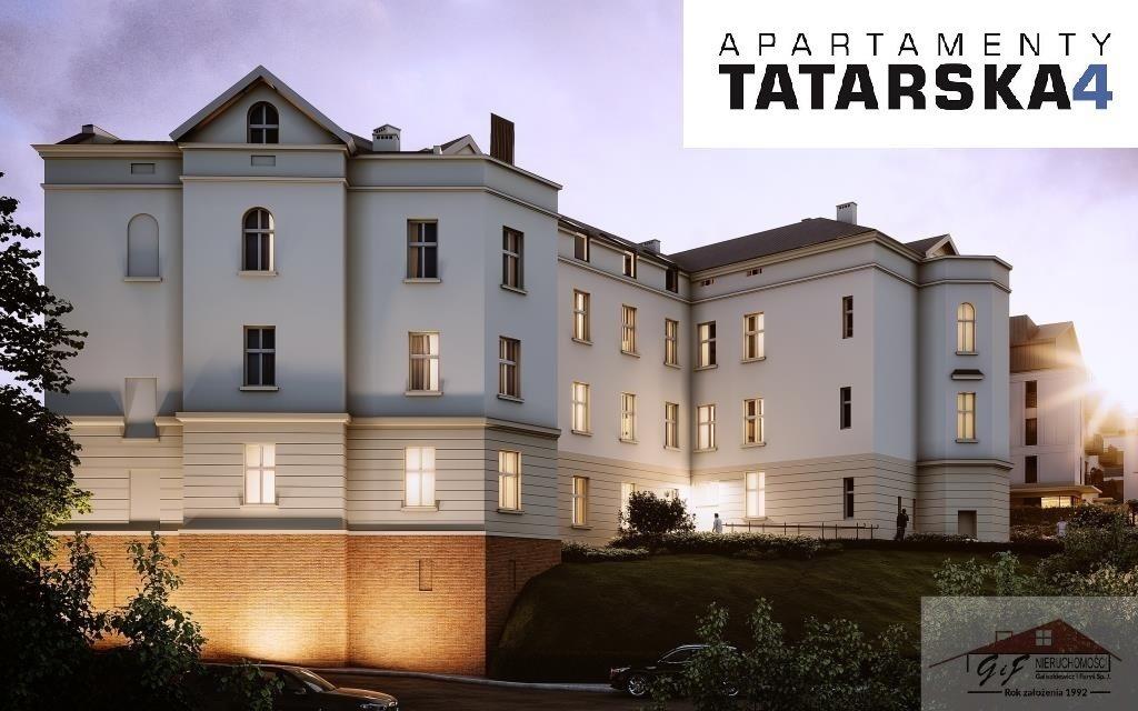 Mieszkanie trzypokojowe na sprzedaż Przemyśl, Tatarska  52m2 Foto 2