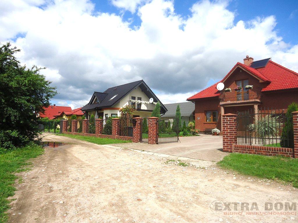 Działka budowlana na sprzedaż Nowogard  1199m2 Foto 3