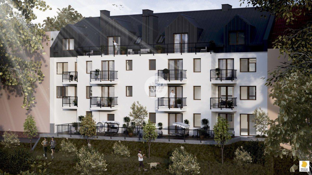 Mieszkanie trzypokojowe na sprzedaż Bydgoszcz, Błonie, Seminaryjna  57m2 Foto 4
