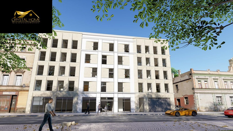 Mieszkanie trzypokojowe na sprzedaż Świdnica  45m2 Foto 2