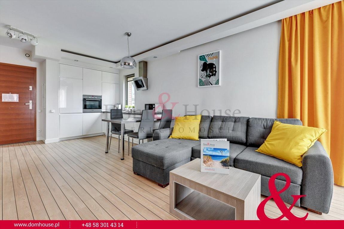 Mieszkanie dwupokojowe na wynajem Gdańsk, Śródmieście, Szafarnia  40m2 Foto 1