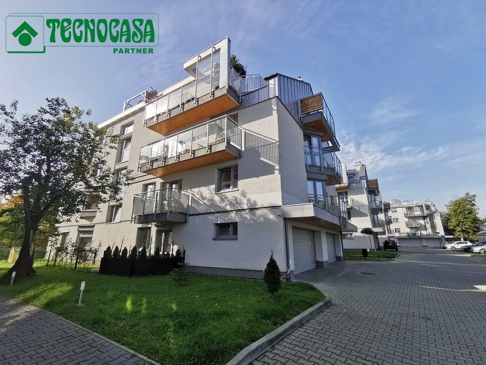 Mieszkanie czteropokojowe  na sprzedaż Kraków, Bieżanów-Prokocim, Prokocim, Jerzmanowskiego  56m2 Foto 1