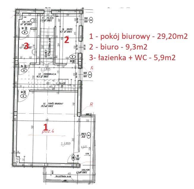 Lokal użytkowy na sprzedaż Rzeszów, Magórska  118m2 Foto 11