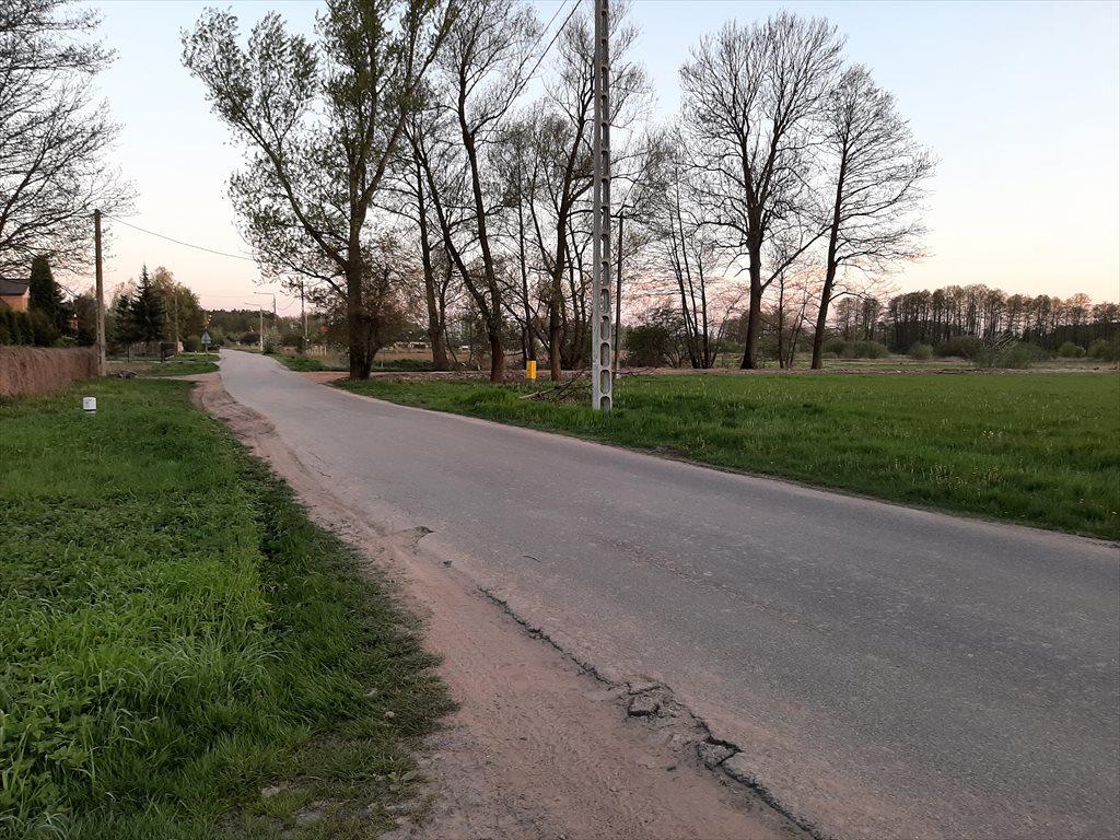 Działka budowlana na sprzedaż Stanisławów Pierwszy  2400m2 Foto 6