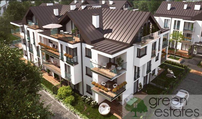 Mieszkanie dwupokojowe na sprzedaż Kraków, Morelowa  39m2 Foto 1