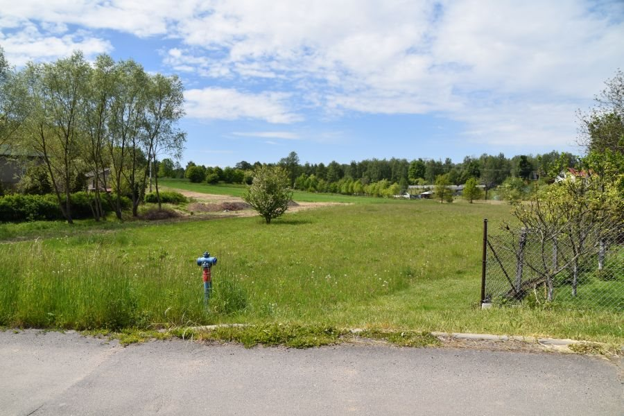 Działka budowlana na sprzedaż Rogów, Wyzwolenia  6470m2 Foto 1