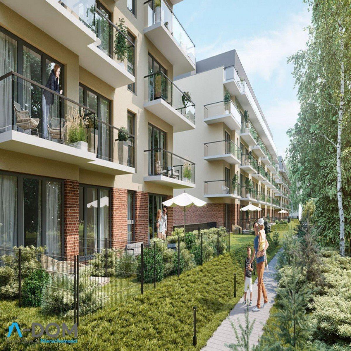 Mieszkanie dwupokojowe na sprzedaż Poznań, Malta, abpa Walentego Dymka  41m2 Foto 2