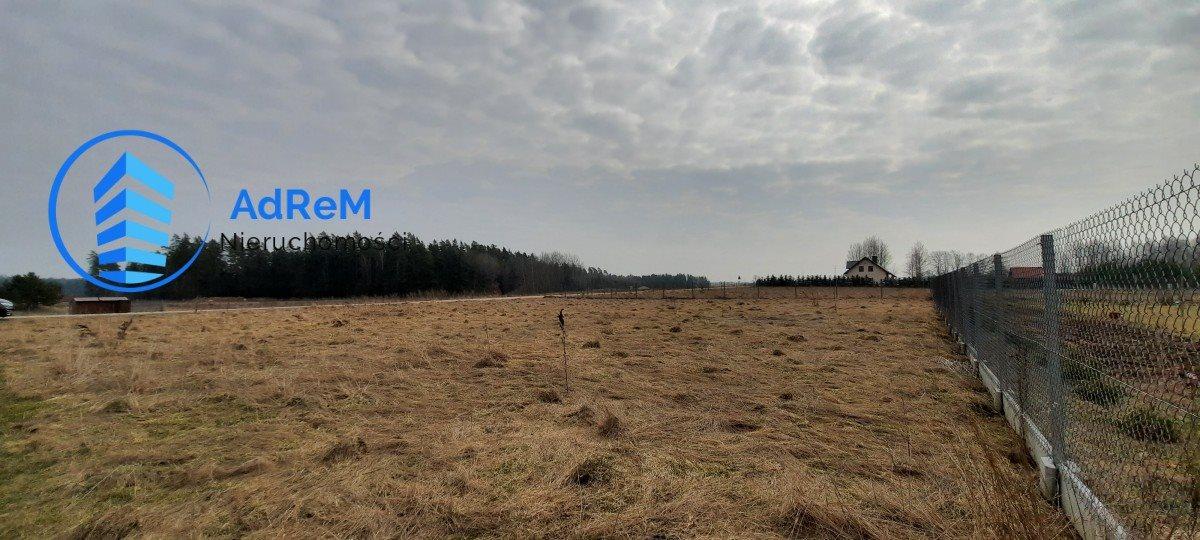 Działka przemysłowo-handlowa na sprzedaż Bakałarzewo  1453m2 Foto 1
