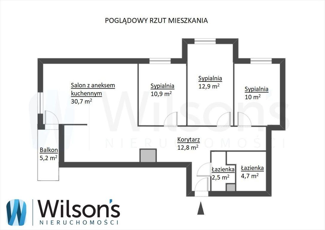 Mieszkanie czteropokojowe  na sprzedaż Gdańsk, Przymorze, Rzeczypospolitej  85m2 Foto 11