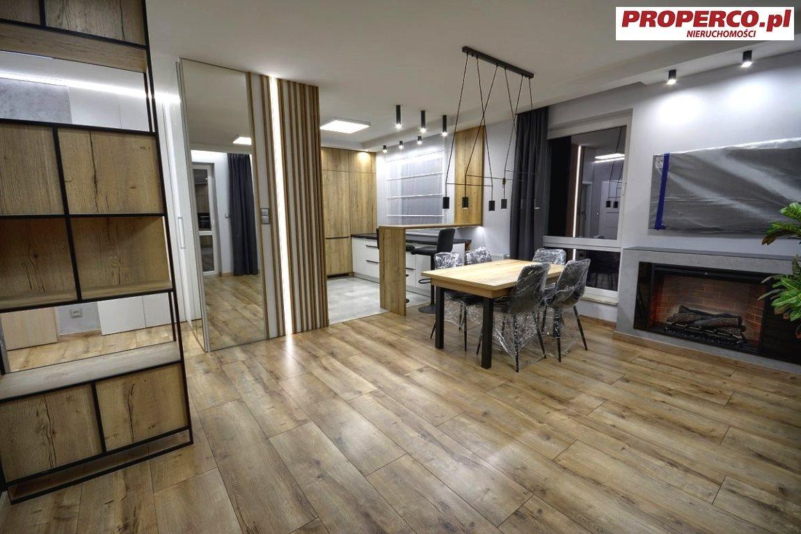 Mieszkanie dwupokojowe na wynajem Kielce, Czarnów, Lecha  50m2 Foto 2
