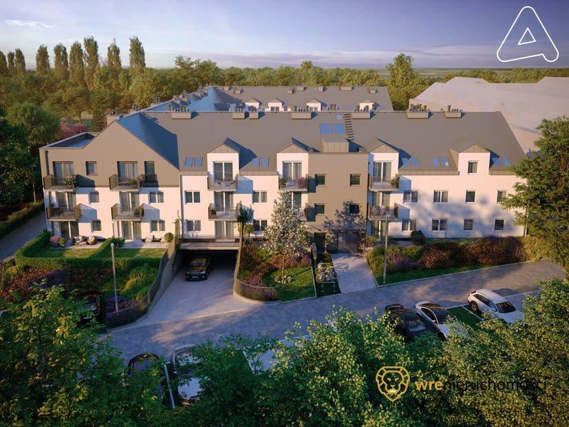 Mieszkanie dwupokojowe na sprzedaż Wrocław, Księże Wielkie, Blizanowicka  39m2 Foto 6