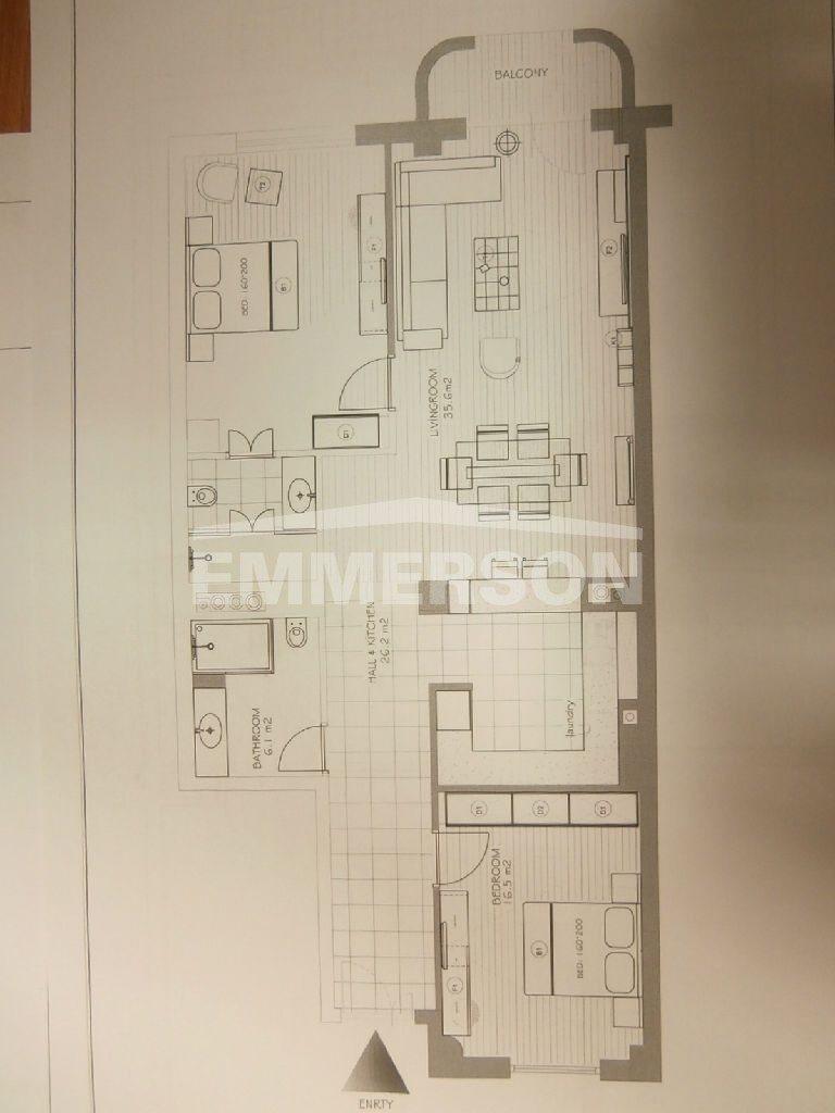 Mieszkanie trzypokojowe na sprzedaż Warszawa, Mokotów, Sułkowicka  111m2 Foto 7