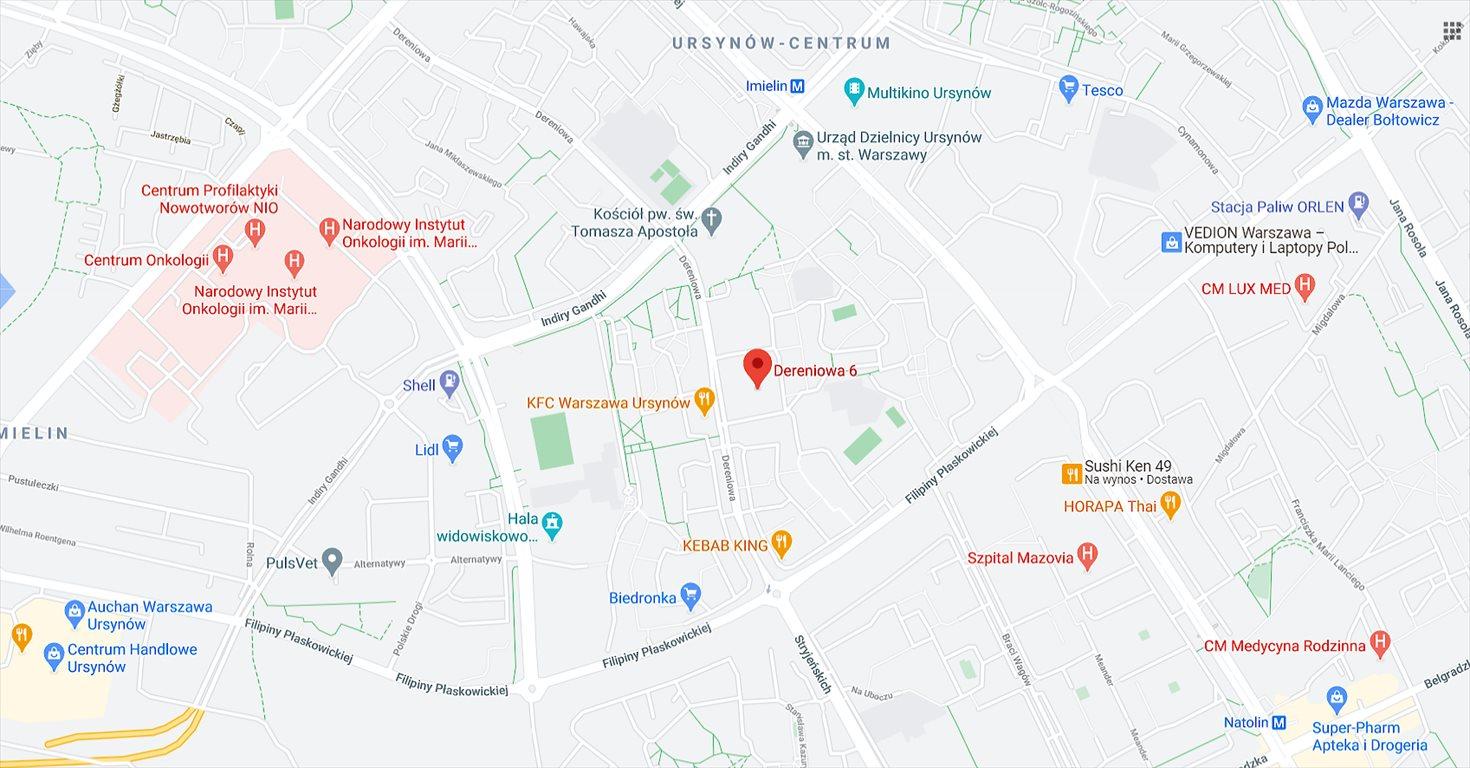Lokal użytkowy na sprzedaż Warszawa, Ursynów, Dereniowa  126m2 Foto 5