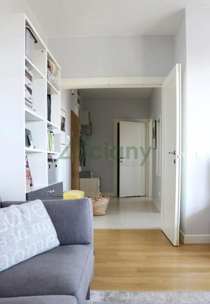 Mieszkanie dwupokojowe na sprzedaż Warszawa, Praga-Południe, Saska Kępa, Zwycięzców  51m2 Foto 3