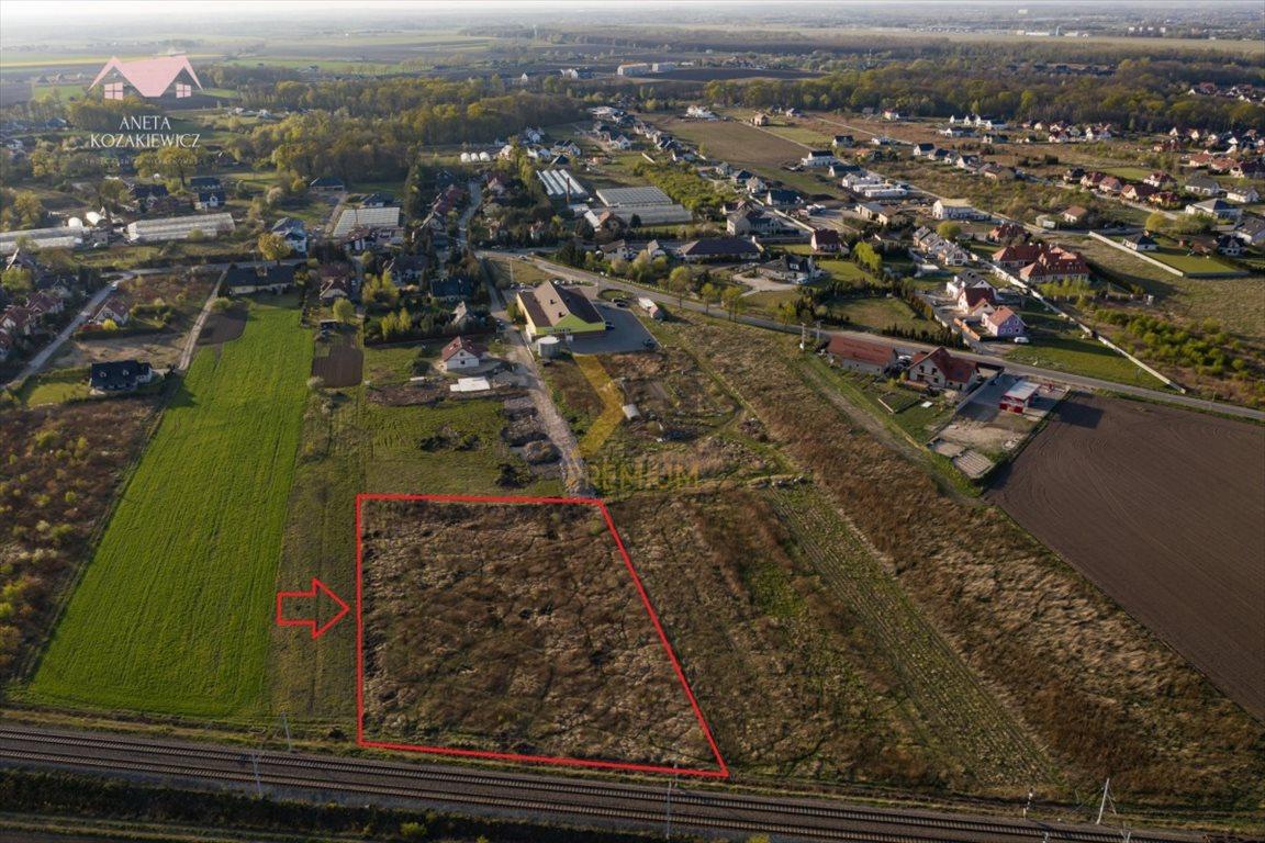 Działka rolna na sprzedaż Smolec, Borowikowa  5975m2 Foto 4