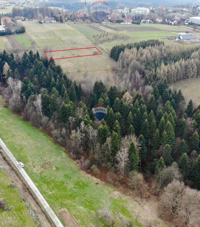 Działka rolna na sprzedaż Mystków  1400m2 Foto 2