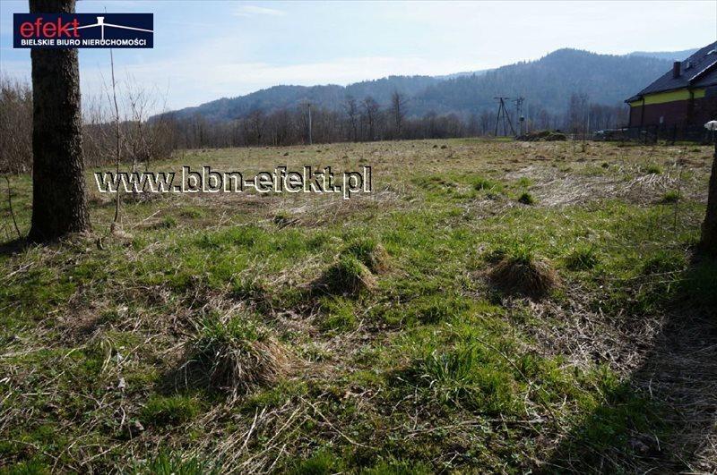 Działka inwestycyjna na sprzedaż Jeleśnia  1323m2 Foto 1