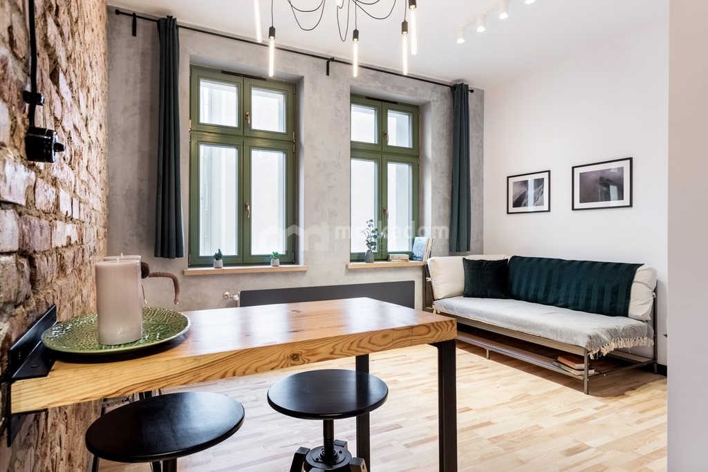 Mieszkanie dwupokojowe na sprzedaż Poznań, Jeżyce, Poznańska  32m2 Foto 1