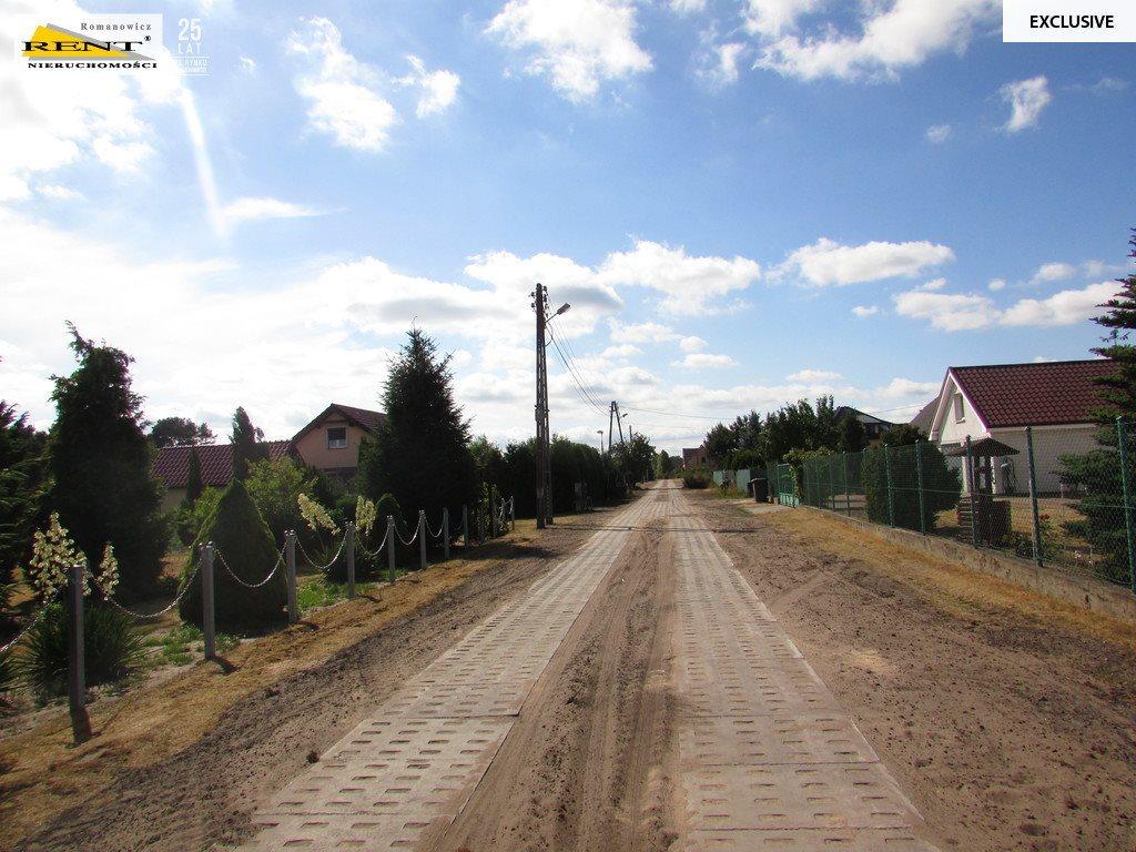 Działka budowlana na sprzedaż Borzysławiec  974m2 Foto 5