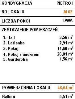 Mieszkanie dwupokojowe na sprzedaż Poznań, Główna, Sucha  49m2 Foto 3