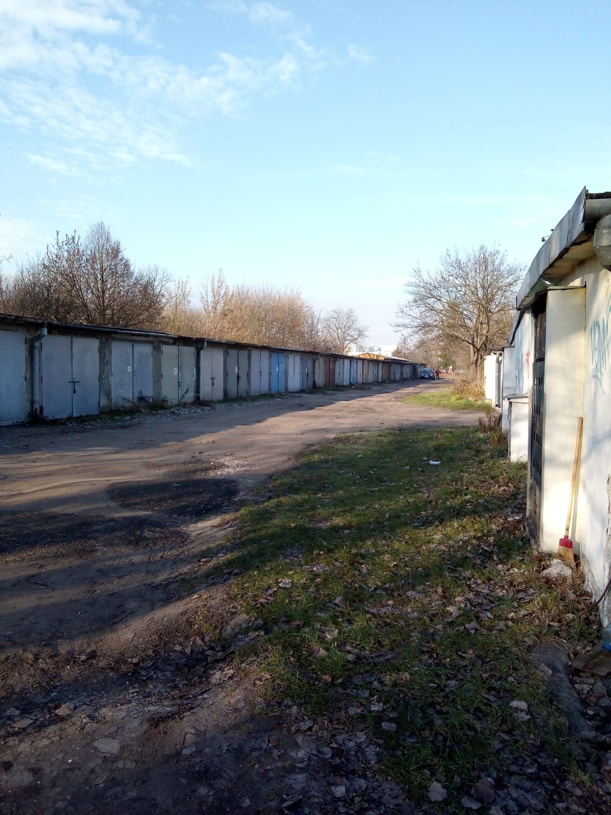 Garaż na sprzedaż Kraków, Ugorek, Spadochroniarzy  18m2 Foto 1