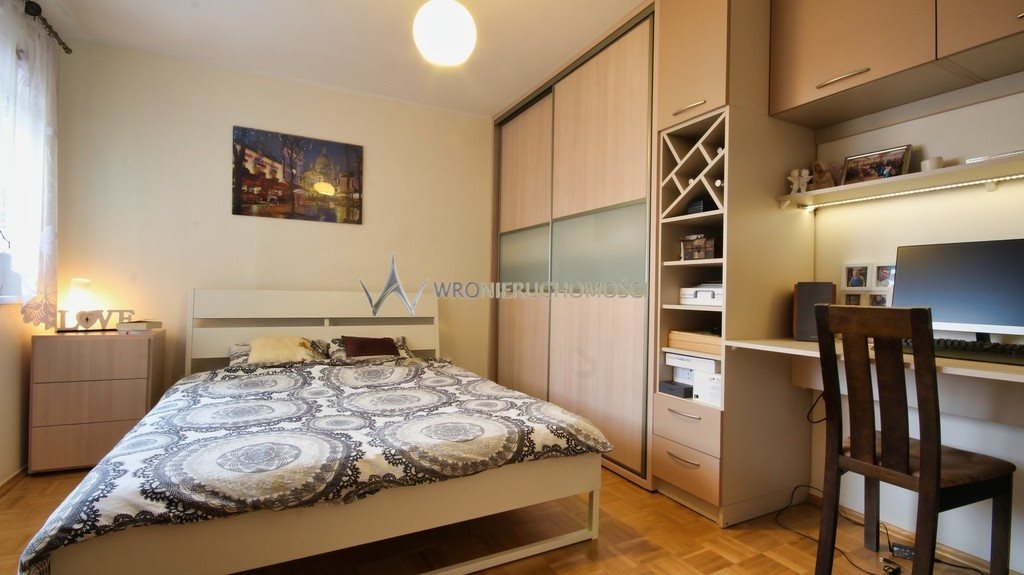 Mieszkanie trzypokojowe na sprzedaż Wrocław, Budziszyńska  62m2 Foto 1