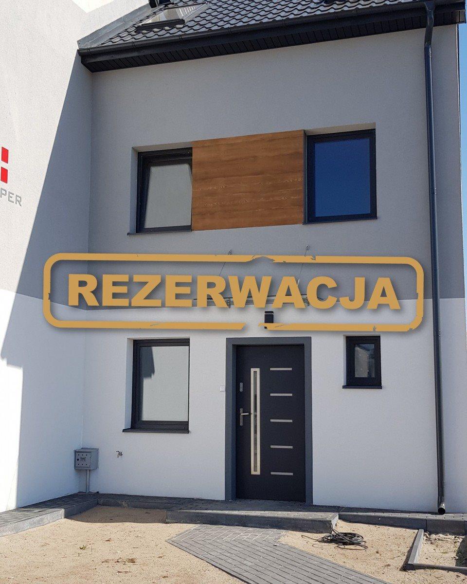 Dom na sprzedaż Reda, Kazimierska  106m2 Foto 1