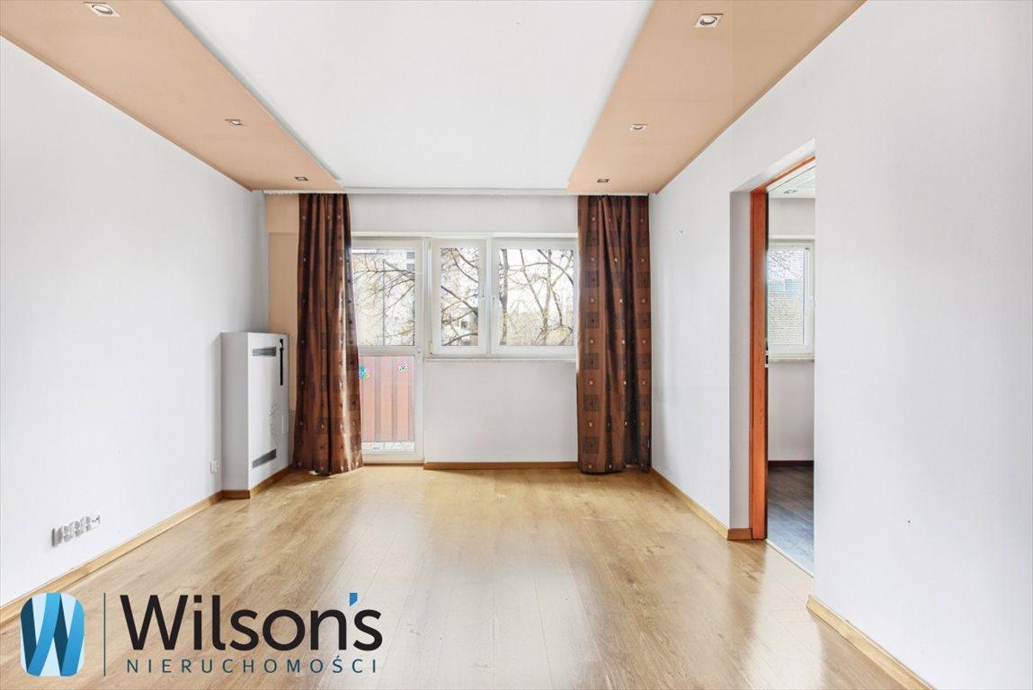 Mieszkanie trzypokojowe na sprzedaż Warszawa, Mokotów, Wiartel  49m2 Foto 2
