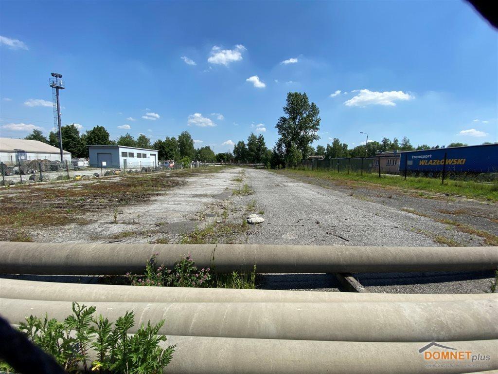 Działka przemysłowo-handlowa pod dzierżawę Chorzów, Batory  1840m2 Foto 2