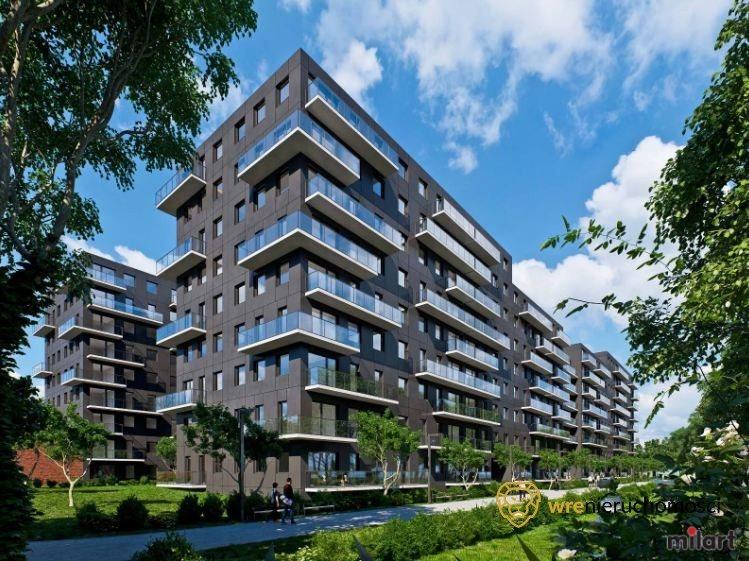 Mieszkanie trzypokojowe na sprzedaż Wrocław, Nadodrze, Mieszczańska  57m2 Foto 1