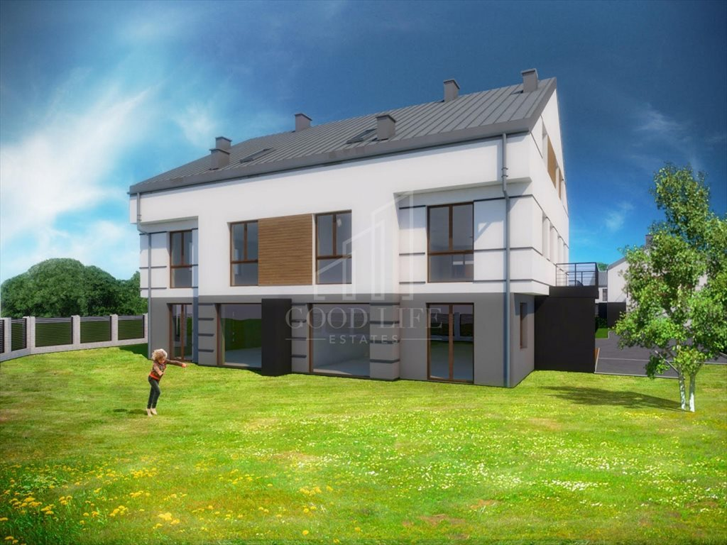Dom na sprzedaż Marki, Leopolda Lisa-Kuli  182m2 Foto 1
