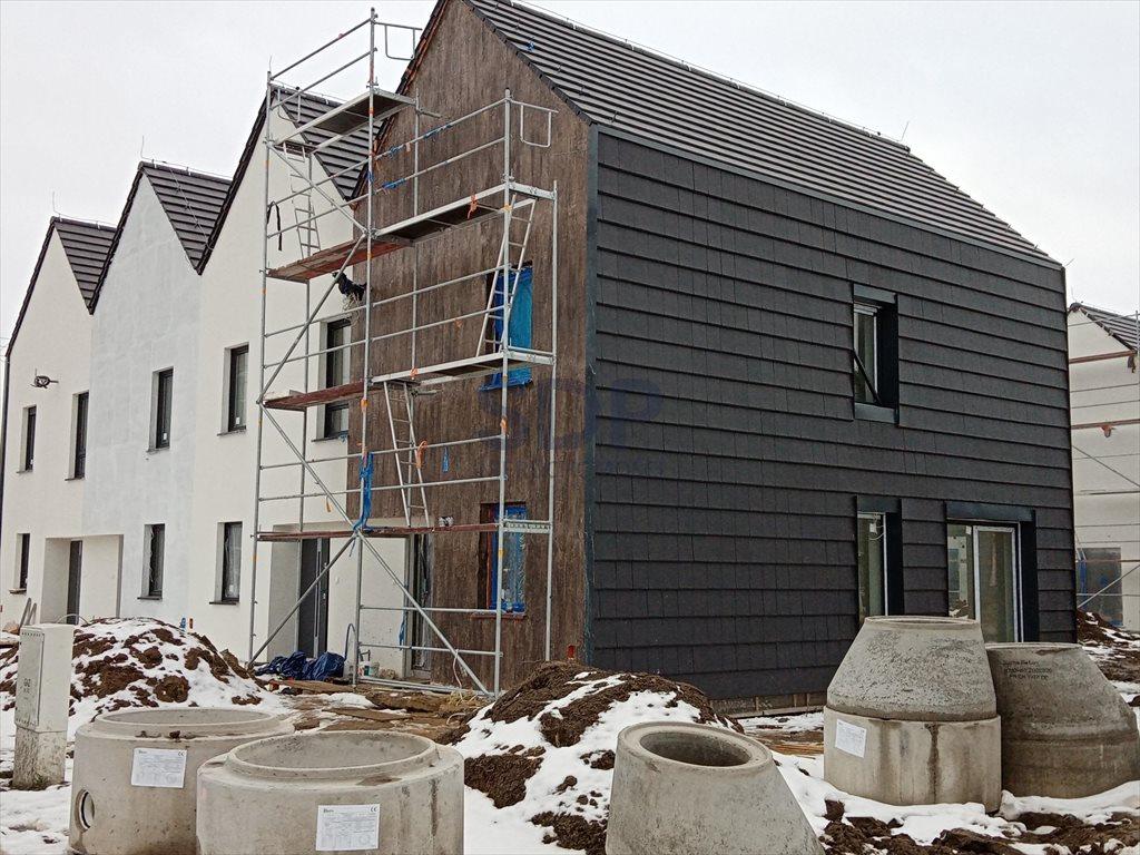 Dom na sprzedaż Wrocław, Fabryczna, Leśnica  111m2 Foto 2