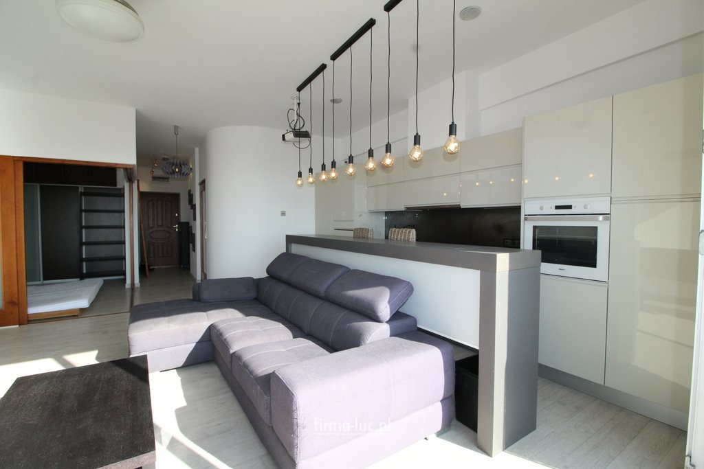 Mieszkanie dwupokojowe na sprzedaż Gorzów Wielkopolski, Centrum  55m2 Foto 1