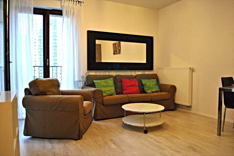 Mieszkanie dwupokojowe na wynajem Warszawa, Śródmieście, Pokorna  41m2 Foto 1