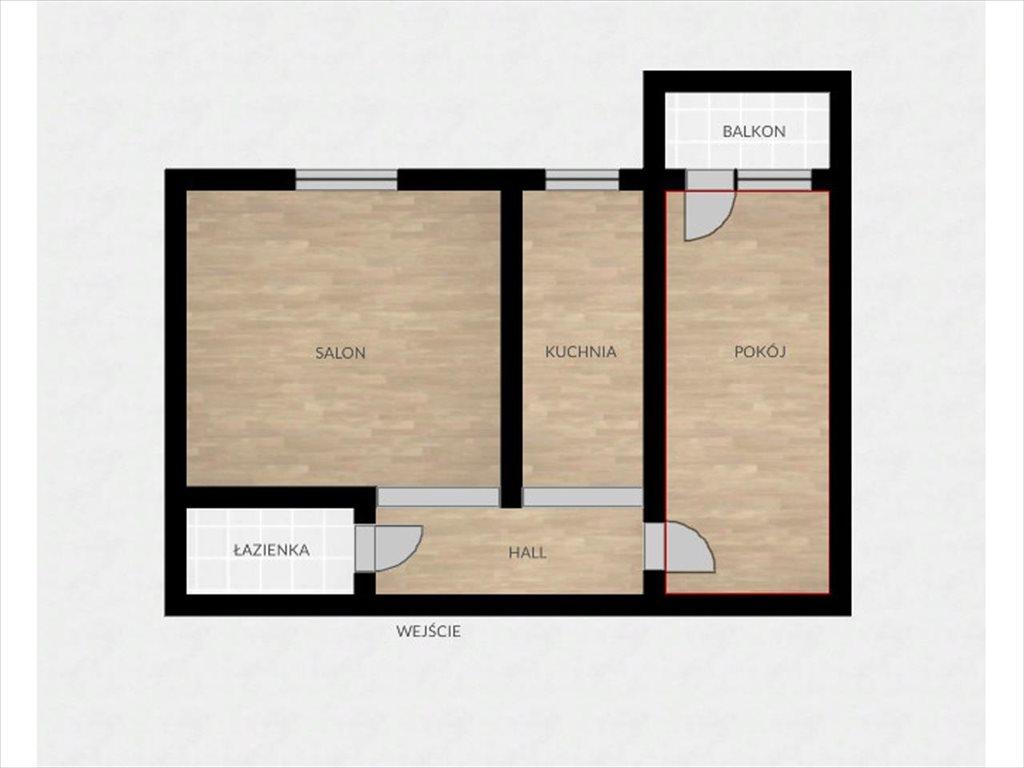 Mieszkanie dwupokojowe na sprzedaż Rzeszów, Rzeszów, Warszawska  39m2 Foto 7