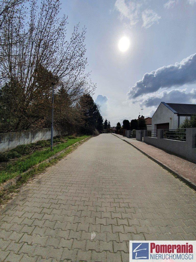 Działka budowlana na sprzedaż Szczecin, Warszewo  1146m2 Foto 5