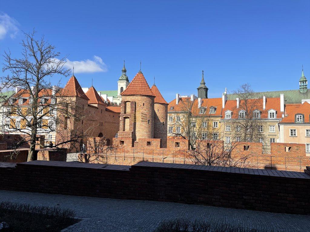 Mieszkanie trzypokojowe na sprzedaż Warszawa, Śródmieście, Stare Miasto, Krzywe Koło  42m2 Foto 9