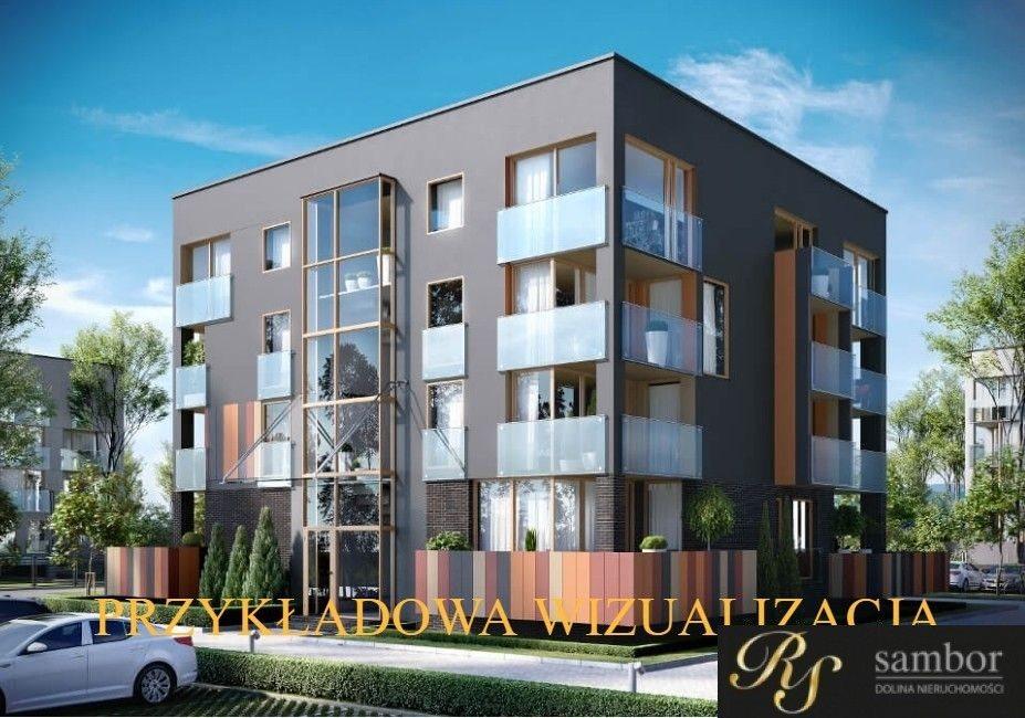 Działka inwestycyjna na sprzedaż Bielsko-Biała, Krakowska  597m2 Foto 3