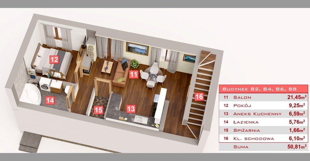 Mieszkanie czteropokojowe  na sprzedaż Marki, Wesoła  100m2 Foto 2