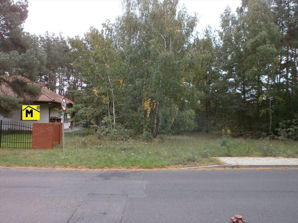Działka budowlana na sprzedaż Puszczykowo, Niwka, Moniuszki  1336m2 Foto 1
