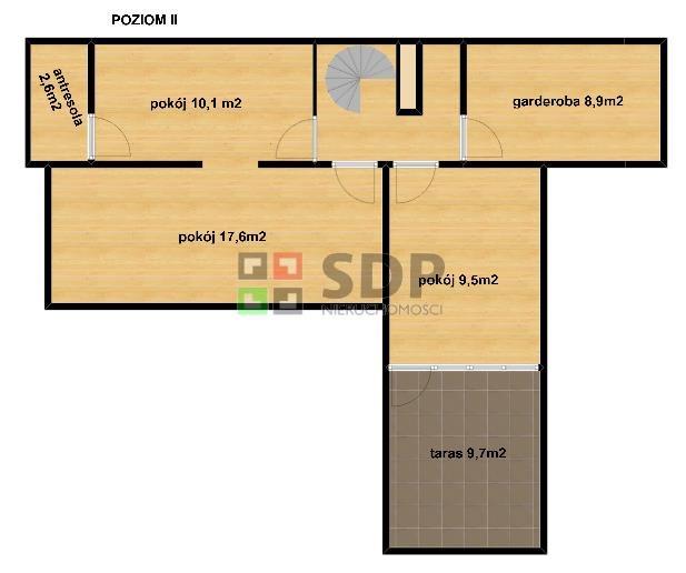 Mieszkanie na sprzedaż Wrocław, Krzyki, Krzyki, ok. Powstańców Śląskich  120m2 Foto 6