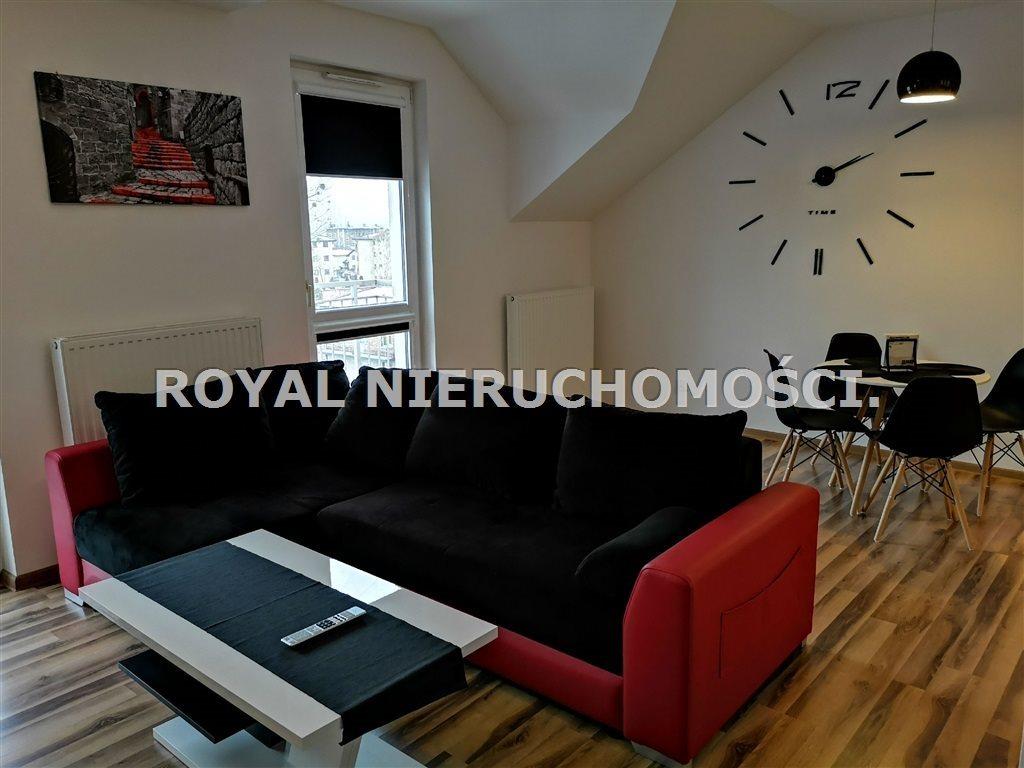 Mieszkanie dwupokojowe na wynajem Gliwice, Centrum, NOWE BUDOWNICTWO, 3 BALKONY, TEREN OGRODZONY, NOWE WYPOSAŻENIE  50m2 Foto 7