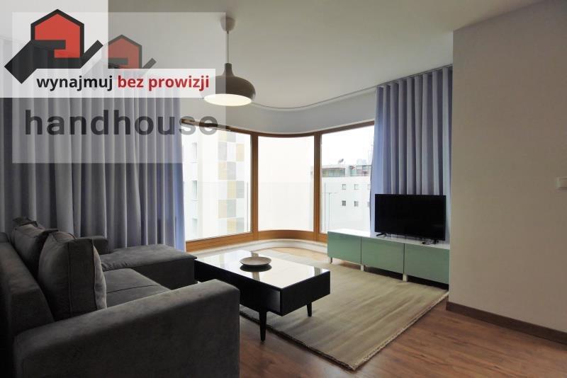Mieszkanie dwupokojowe na wynajem Gdynia, Śródmieście, Batorego  53m2 Foto 1