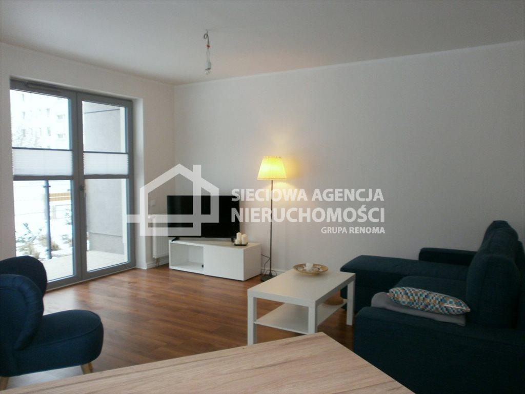 Mieszkanie dwupokojowe na wynajem Gdynia, Obłuże, Benisławskiego  45m2 Foto 3