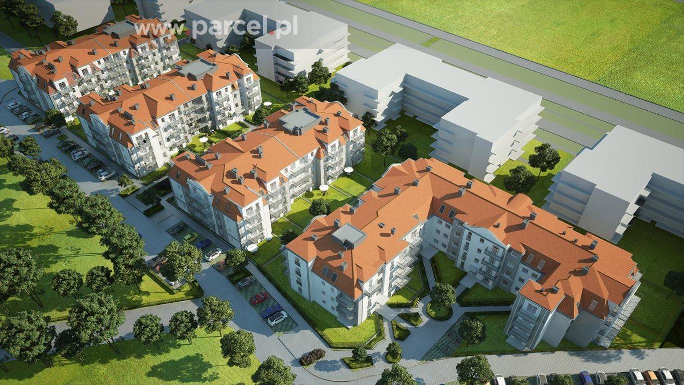 Mieszkanie dwupokojowe na sprzedaż Zalasewo, Radosna  50m2 Foto 2